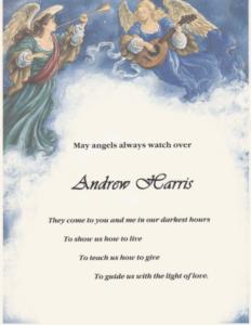 Angel Verse - English